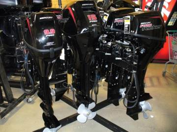 2020 MERCURY MARINE ENGINES 9.9 EXPLPT CT