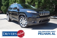 2017 Jeep Cherokee