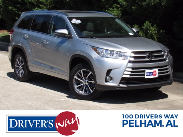 stock  d53358 used 2017 toyota highlander