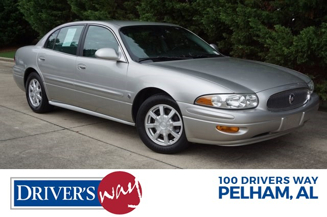 stock d53034a used 2004 buick lesabre pelham alabama 35124 driver s way stock d53034a used 2004 buick lesabre