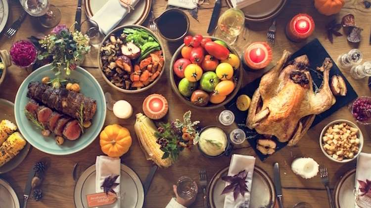 thanksgiving-spread