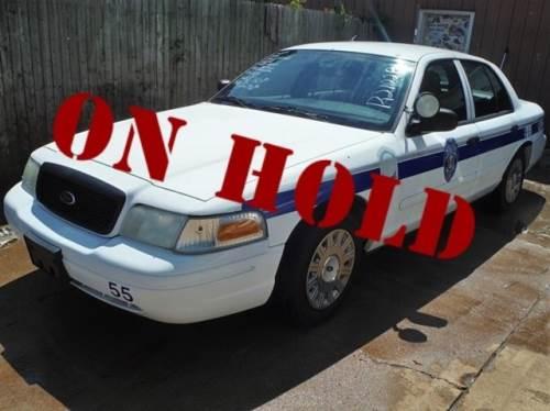 2004 Ford Police Interceptor