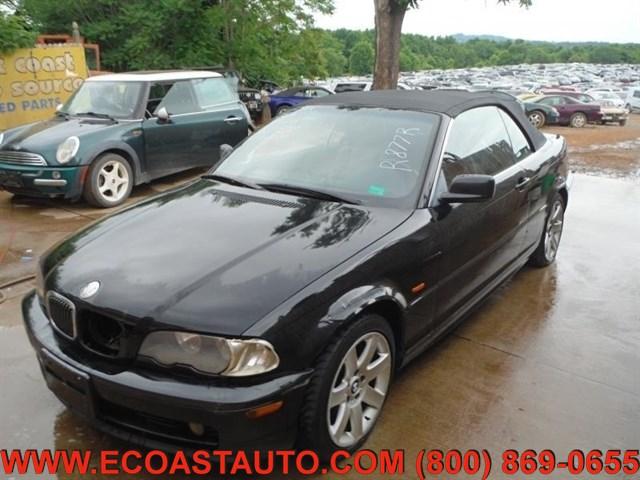 2001 BMW 3 Series 325Ci Convertible