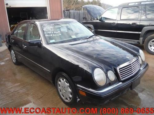 1999 Mercedes-Benz E-Class