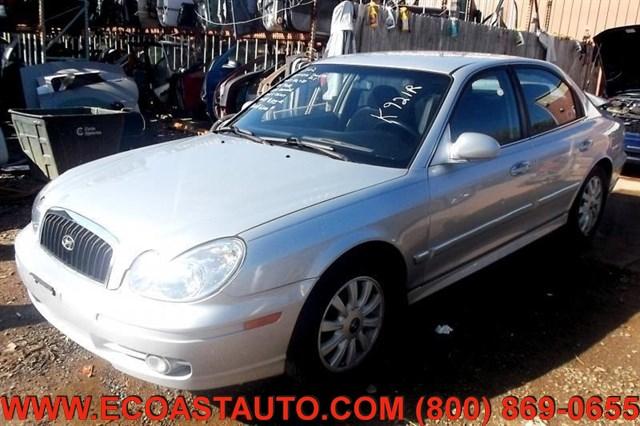 stock k921rack used 2002 hyundai sonata bedford virginia 24523 east coast auto source inc east coast auto source