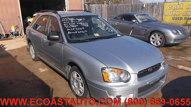 stock m213ragk used 2004 subaru impreza wagon bedford virginia 24523 east coast auto source inc east coast auto source