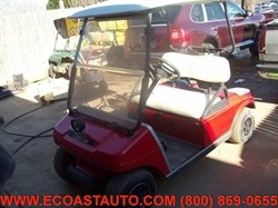 2001 CLUB CAR GOLF CART