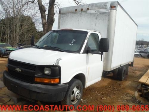 2006 Chevrolet Express Commercial Cutaway
