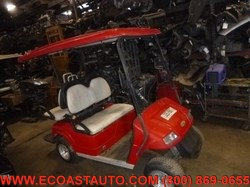 2010 Aro Golf Cart