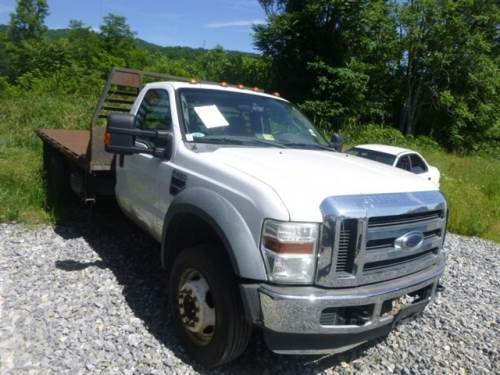 2008 Ford Super Duty F-550 DRW