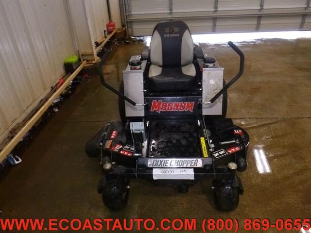 Stock C117rdek Used 2016 Dixie Chopper Magnum 2250 Bedford Virginia 24523 East Coast Auto Source Inc