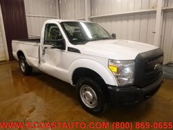 2012 Ford Super Duty F-250