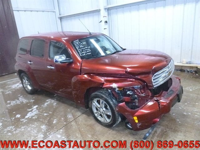 Stock C787raak Used 2008 Chevrolet Hhr Bedford Virginia 24523