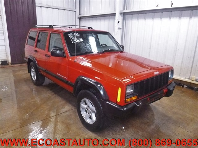 2000 Jeep Cherokee Sport 4WD
