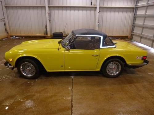 Triumph Tr6 For Sale | Bedford, Virginia 24523 | East Coast