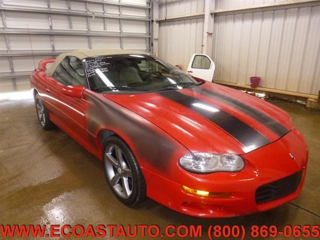 stock d598rcek used 2001 chevrolet camaro bedford virginia 24523 east coast auto source inc east coast auto source