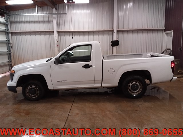 2004 Chevrolet Colorado Fleet Z85