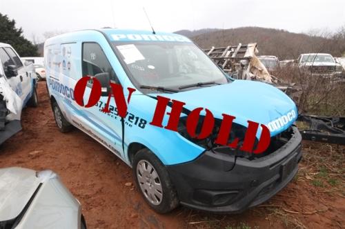 2015 Ram ProMaster City Cargo Van