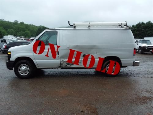 2010 Ford Econoline Cargo Van E-250