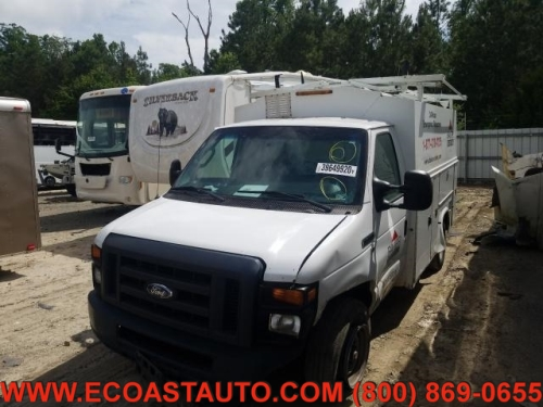 2013 Ford Econoline Commercial Cutaway