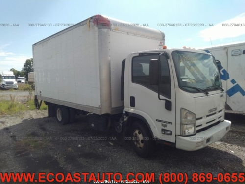 2015 Isuzu NPR DSL REG AT