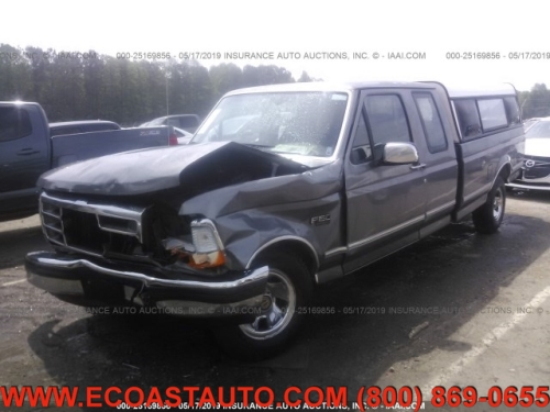 1992 Ford F-150 Series