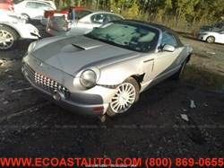 2004 Ford Thunderbird
