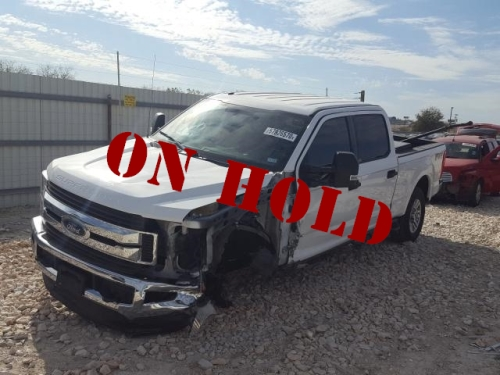 2019 Ford Super Duty F-250 SRW