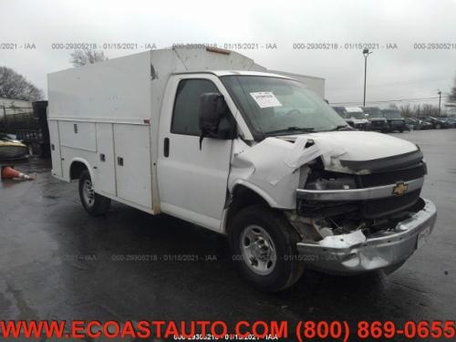 2013 Chevrolet Express Commercial Cutaway