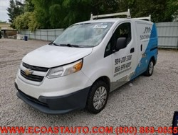 2016 Chevrolet City Express Cargo Van