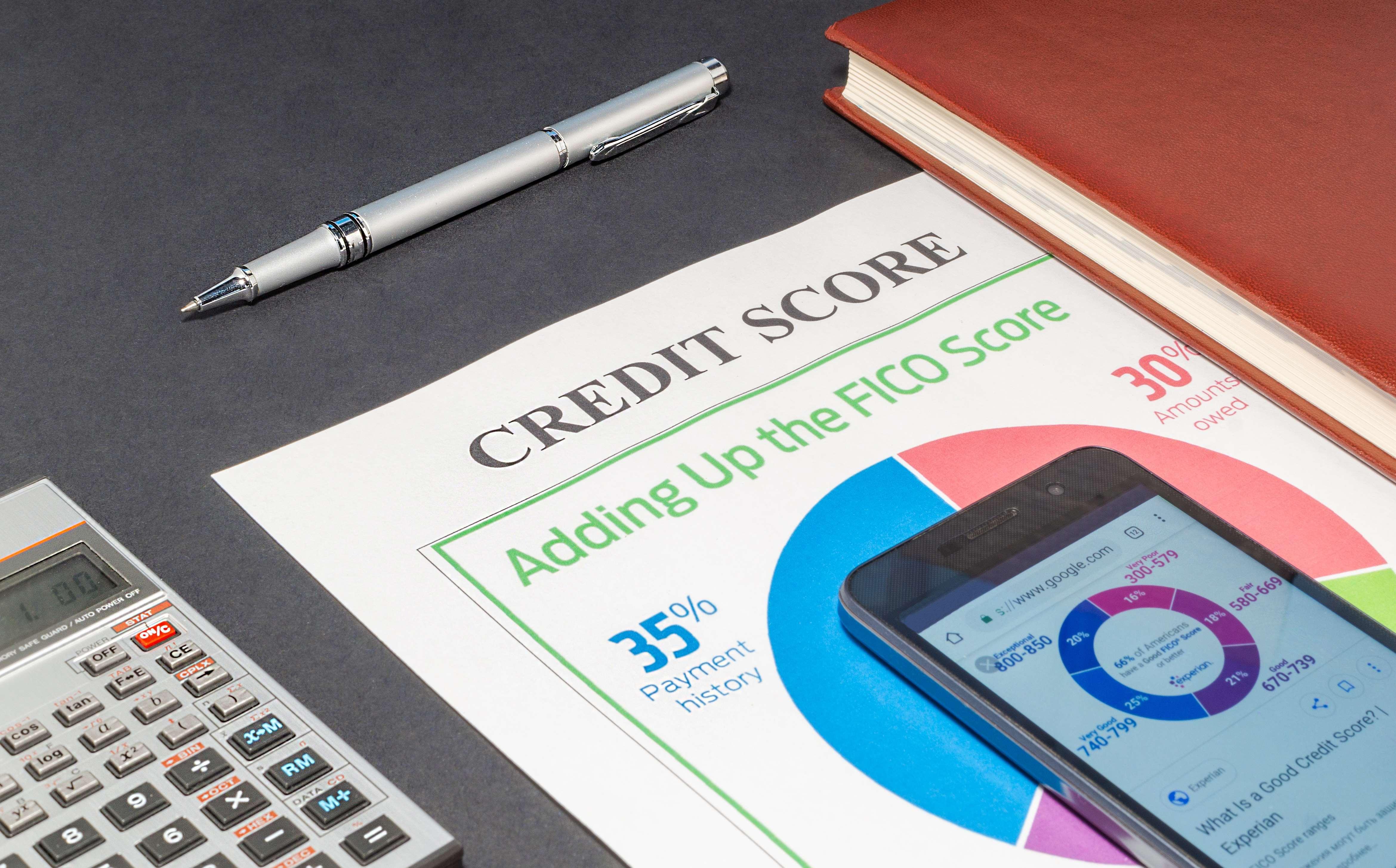 Personal Credit Score Factors