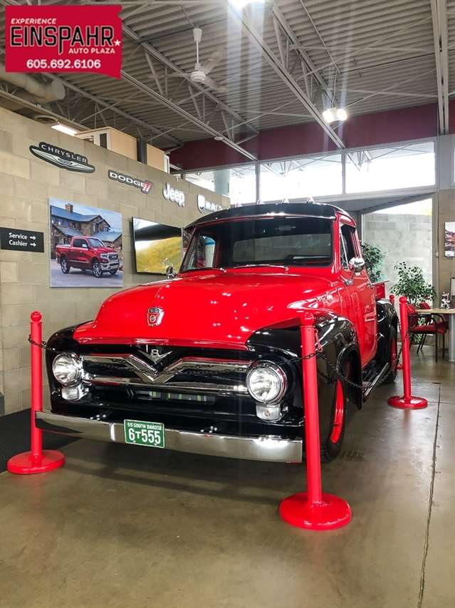 1955 FORD F-100
