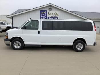 2019 Chevrolet Express Passenger