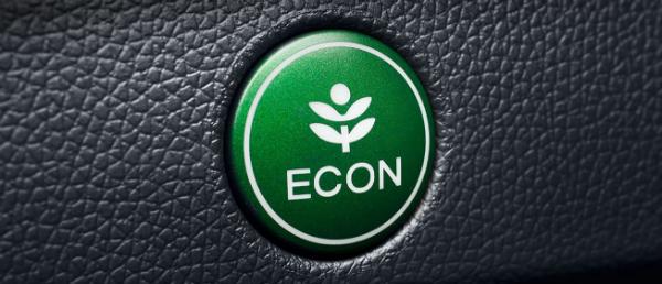 Frank Myers Auto Maxx Fuel efficient econ button
