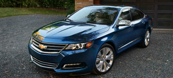 Frank Myers Auto - 2017 Impala
