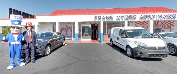 Frank Myers Auto Maxx Best Used Car Dealer