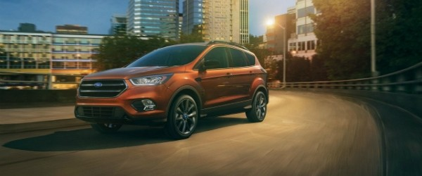 Frank Myers Ford Escape