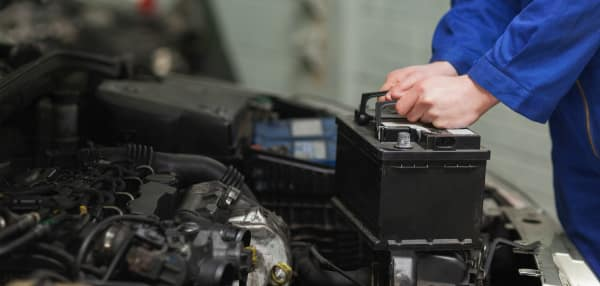 Frank Myers Auto Maxx - New Car Battery
