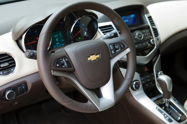 2012 Chevrolet Cruze Interior