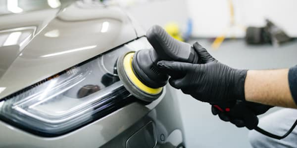 Car detailing with Frank Myers Auto Maxx