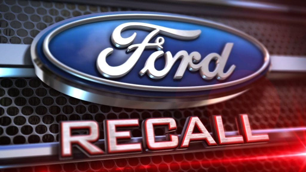 Ford recall winston salem