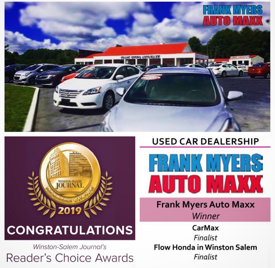 Frank Myers Beats CarMax and Flow Honda