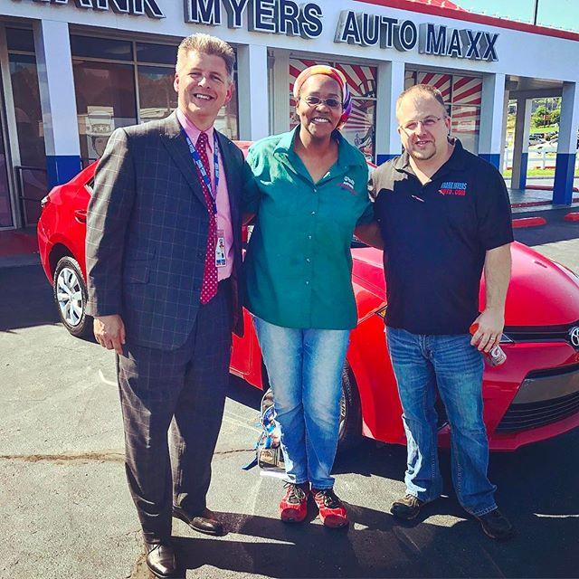 Frank Myers Auto Maxx Customer Satisfaction