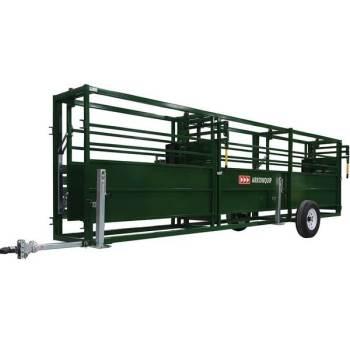 2019 ARROW FARM EQUIPMENT 26FT Adjustable Alley (Portable)