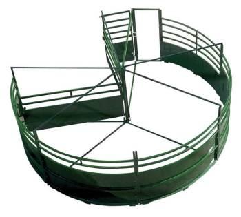 2021 ARROW FARM EQUIPMENT 10FT Circle Bud Flow Tub