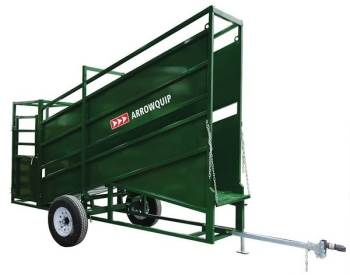 2021 ARROW FARM EQUIPMENT Portable Loading Chute