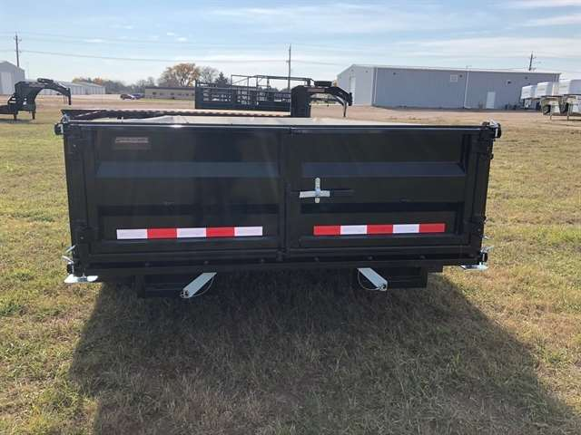 2020 Midsota 14ft bp dump box
