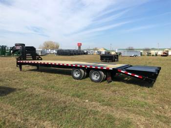 2019 MIDSOTA FB30 Gooseneck Flat bed