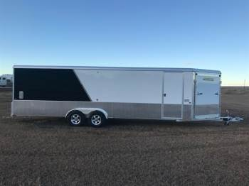 2020 ALUMA 7X24 SNOWMOBILE TRAILER