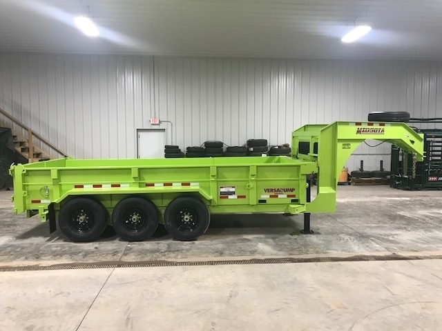 2019 Midsota hv-16 dump box
